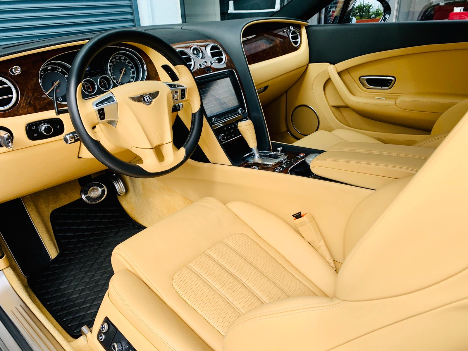 continental - BENTLEY CONTİNENTAL GT