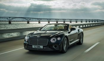BENTLEY CONTİNENTAL GT