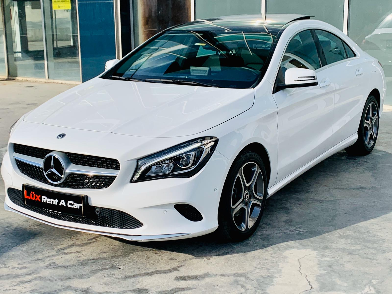 STANBUL AİRPORT RENT A CAR - MERCEDES CLA 180 d
